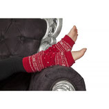 HOPPEDIZ Scalda muscoli Merino - cashmere/ leg warmers / gamaše