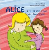 ALICE E IL FRATELLINO NEL PANCIONE by Giorgia Cozza