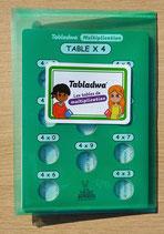 Tabladwa Multiplication