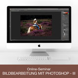 Online-Seminar - Bildbearbeitung mit Photoshop - III