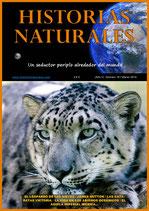 HISTORIAS NATURALES suscripción por 1 año (12 números)