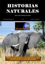 HISTORIAS NATURALES suscripción por 1 año (4 números) + HEMEROTECA