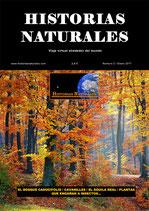 HISTORIAS NATURALES (suscripción por 1 año, 12 números)