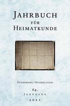 Jahrbuch Heimatkunde Oldenburg in Holstein 2021