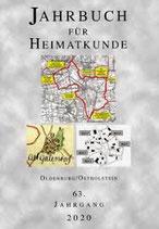 Jahrbuch Heimatkunde Oldenburg in Holstein - 2020