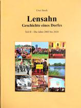 Chronik Lensahn - Teil 2. Die Jahre 2003 bis 2020
