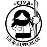 Viva La Resistencia,  Aufnäher