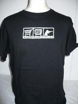 Basic -shirt, freiheit-wahrheit-sicherheit, fairwearfoundation