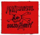 Antinational, Aufnäher