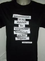 Basic-Shirt, Antisemitismus, Fairwearfoundation