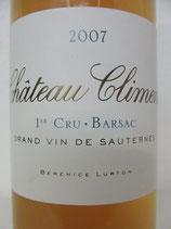 2007Château Climens 1er Grand Cru Classé Barsac Sauternes