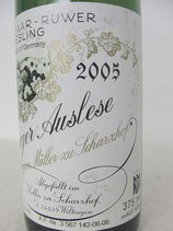 2005 Scharzhofberger Riesling Auslese fruchtsüß