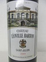 2005 Magnum Château Léoville Barton St. Julien Grand Cru Classé