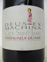2009 Deus Ex Machina Châteauneuf-du-Pape Clos Saint Jean