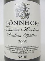 2005 Norheimer Kirschheck Riesling Spätlese Dönnhoff