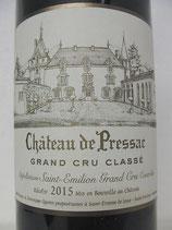 2015 Château de Pressac Saint-Emilion Grand Cru Classé