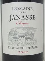2007 Châteauneuf-du-Pape Cuvée Chaupin Domaine de la Janasse
