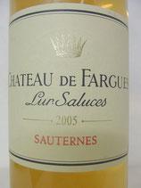 2005 Château de Fargues Sauternes AOC