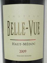 2009 Château Belle-Vue Haut-Médoc Cru Bourgeois Exceptionnel AOC