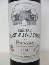 2014 Château Grand-Puy-Lacoste Pauillac Grand Cru Classé