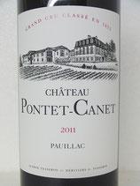 2011 Château Pontet-Canet Pauillac Grand Cru Classé
