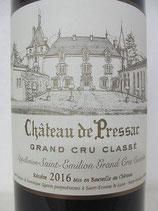 2016 Château de Pressac Saint-Emilion Grand Cru Classé