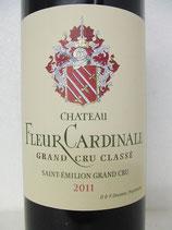 2011 Château Fleur Cardinale Saint-Émilion Grand Cur Classé