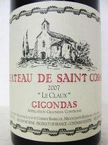 """2007 Gigondas """"Le Claux"""" Château de Saint Cosme"""