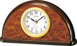Réveil à poser style ancien en bois