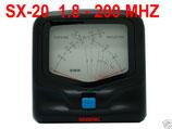 SX-20 ROSMETRO PROXEL- WATTMETRO AD AGHI INCROCIATI 1.8 - 200 MHZ 300 WATT MAX