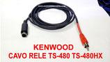 CAVO RELE PER TS-480 TS-480HX KENWOOD