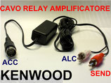 CAVO RELAY AMPLIFICATORE ISOLATO PER HF KENWOOD