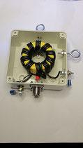 BALUN 4:1 HI POWER HF  1.8 - 30 MHZ  per Antenne filari singolo braccio canna da pesca