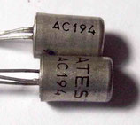 AC-194 transistor germanio