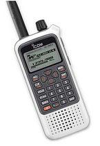 DISPLAY RICEVITORE ICOM RX-7  COD. 5030003312