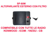 SP-80 Proxel / GL-120  ALTOPARLANTE ESTERNO CON FILTRO