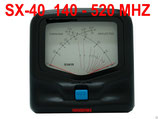 SX-40 PROXEL ROSMETRO WATTMETRO AD AGHI INCROCIATI 140 - 520 MHZ 150 WATT MAX