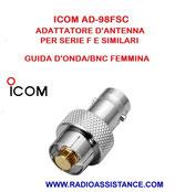 ADATTATORE  AD-98FSC ICOM