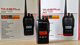 TH-446 plus PMR 400- 470 mhz