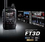 FT-3DR YAESU RX- TX ANALOGICO / DIGITALE C4FM + GPS +BLUETOOTH