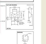 Sk-2973 Finale rf IC-T8 Icom