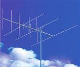 A627013S - 50/144/430 MHz antenna direzionale, 6 elementi