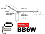 BB6W  DIAMOND ANTENNA FILARE 2 - 30 MHZ LONG WIRE