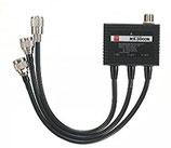 MX-3000N DIAMOND TRIPLEXER  HF-VHF / UHF / GHZ  CON  CAVI