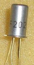 AF-202 transistor germanio