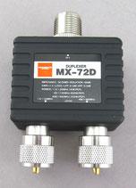 MX-72D DIAMOND DUPLEXER 1.8 - 460 MHZ SENZA CAVI