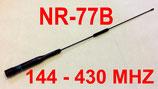 NR-77 ANTENNA Proxel BIBANDA VEICOLARE 144 - 430 NERA