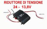 RIDUTTORE DI TENSIONE MDC-5A HOXIN INGRESSO 24 VOLTS USCITA 13,8V 5 AMPER