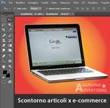 Scontorno articoli per E-commerce
