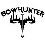 Aufkleber Bowhunter Geweih BF 22